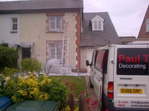 external painters nottingham